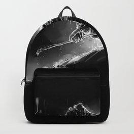 Female Warrior Backpack