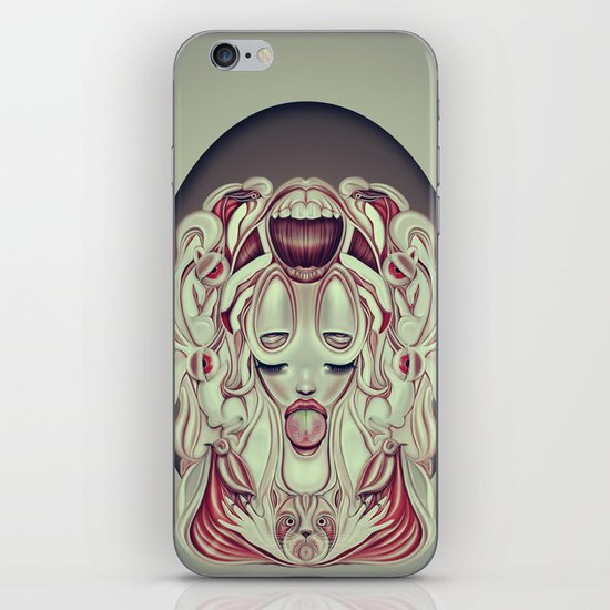 """""""Don't Take me for Granted"""" iPhone & iPod Skin"""