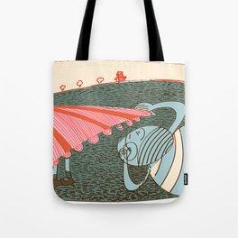 lust Tote Bag
