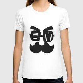 moustach' T-shirt