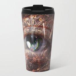 Time and Space Travel Mug