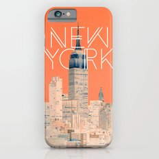 The Big Apple #society6 #decor #buyart iPhone 6s Slim Case