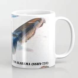 USS ALABAMA (SSBN-731) Coffee Mug