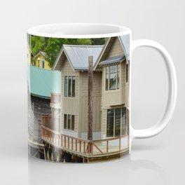 Tides Out - Seldovia, Alaska Coffee Mug