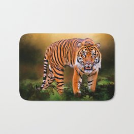 Father Tiger - Mother Earth Bath Mat