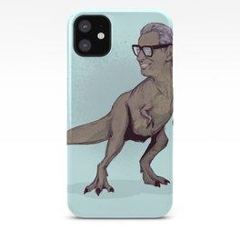 Tyrannosaurus Jeff iPhone Case