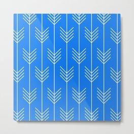 BELLE ((true blue)) Metal Print