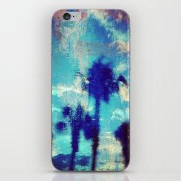 Underwater Palms iPhone Skin