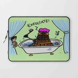 EXFOLIATE! Laptop Sleeve