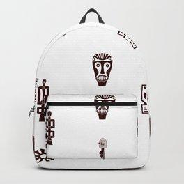 African Spirit | Pattern Art Backpack