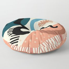 Shapes Party Floor Pillow
