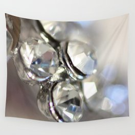 Sparkle - JUSTART ©, macro photography. Wall Tapestry
