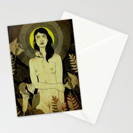 Nymph 1 Stationery Cards