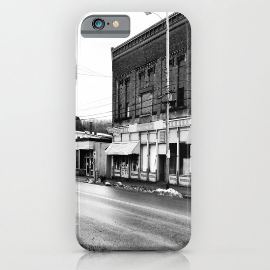 Ohio Ghost Town... iPhone & iPod Case