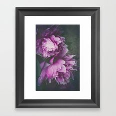 Mysterious Passion Framed Art Print