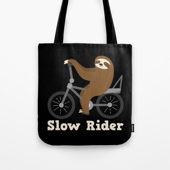Funny Sloth Biking Slow Rider Bicycle
