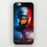 cyclops iPhone & iPod Skins featuring CYCLOPS by John Aslarona
