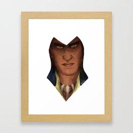 Connor Framed Art Print