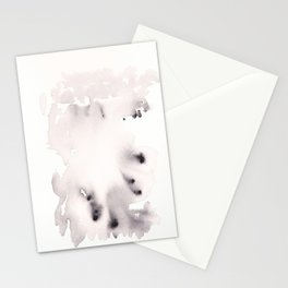 150527 Watercolour Shadows Abstract 187 Stationery Cards