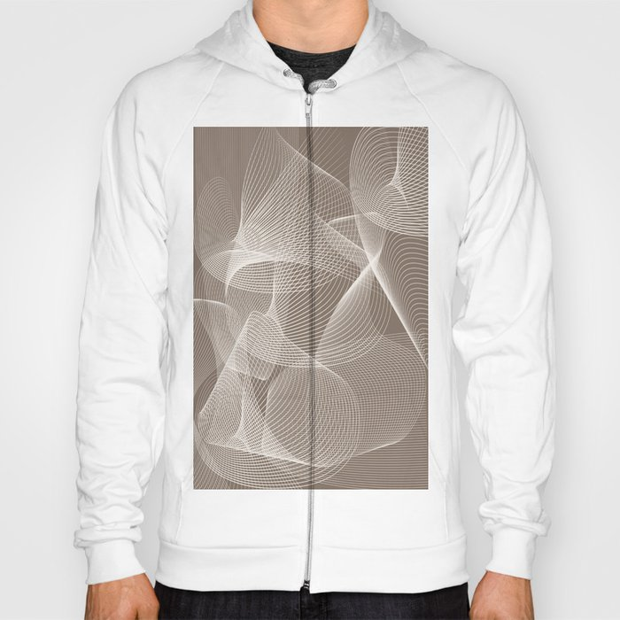Abstract pattern 12 Hoody