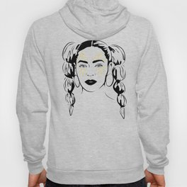 Queen B Tribe Hoody