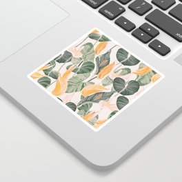 Lush Lily - Autumn Sticker