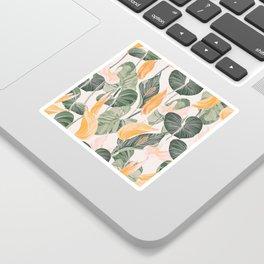 Lush Lily - Autumn Sticker