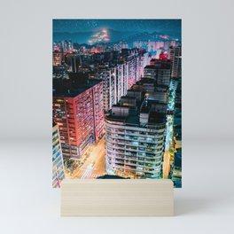 YongHe Cyberpunk Mini Art Print
