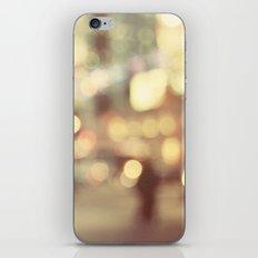 Bokeh in the City iPhone & iPod Skin