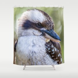 Kookaburra Shower Curtain