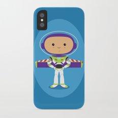 Space Ranger Slim Case iPhone X