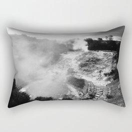 Volcano in Azores Rectangular Pillow