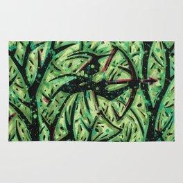 Orixás - Oxossi Rug