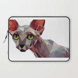 Egyptian Cat Laptop Sleeve