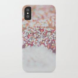 Delicious Donuts iPhone Case