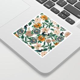Forest Birds #nature #tropical Sticker