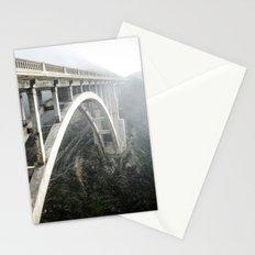 Bixby Canyon Bridge Stationery Cards