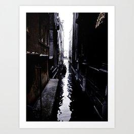 Sliver. Art Print