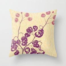 Mimosa Throw Pillow
