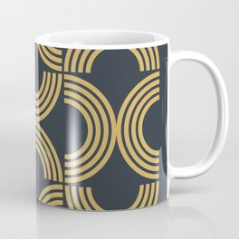 Deco Geometric 01 Coffee Mug