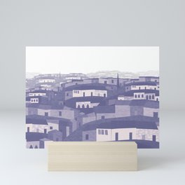 Tlanepantla Mini Art Print
