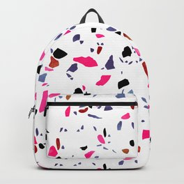 Autumnal Terrazzo Backpack