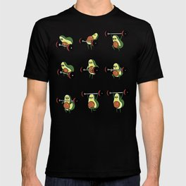 OLYMPIC LIFTING  Avocado T-shirt