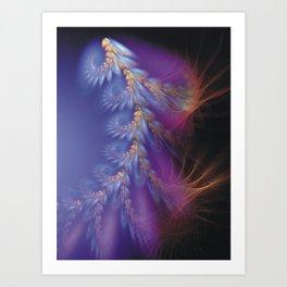 Elegance 3 Art Print
