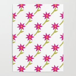 Paper in Bloom Poster