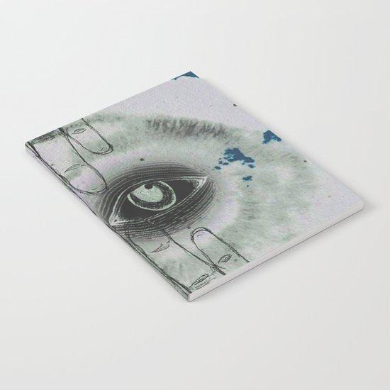 Clairvoyance Notebook