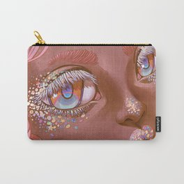 What's On Your Mind? Carry-All Pouch