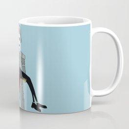 Cyberadventure Time Coffee Mug