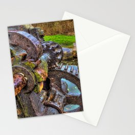 Winding Gear Stationery Cards