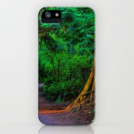 Magic Moment iPhone Case